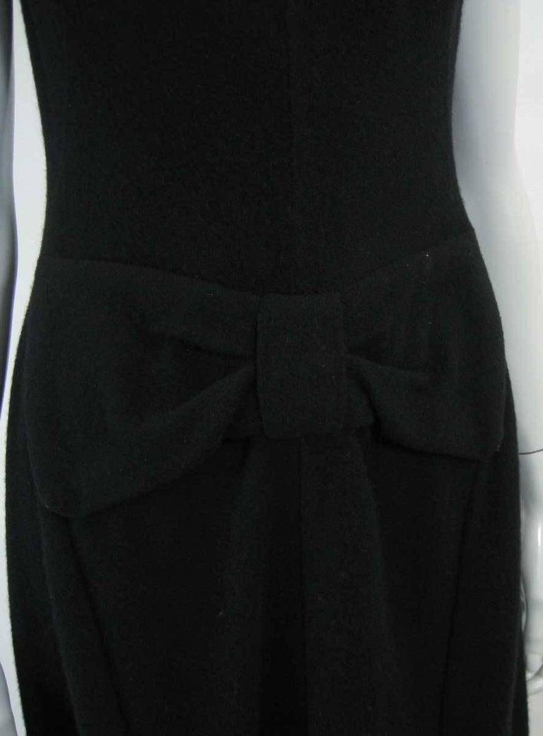 Junya Watanabe for Comme des Garcons 2003 Frayed Hem Coat & Dress 4