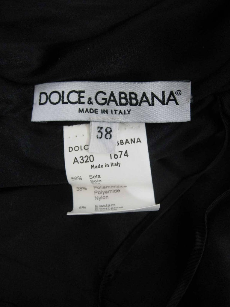 Dolce & Gabbana Leopard Print BodyCon Cocktail Dress with Bra Top For Sale 2