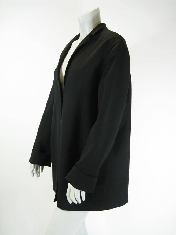 Simple boxy cut Jil Sander jacket.