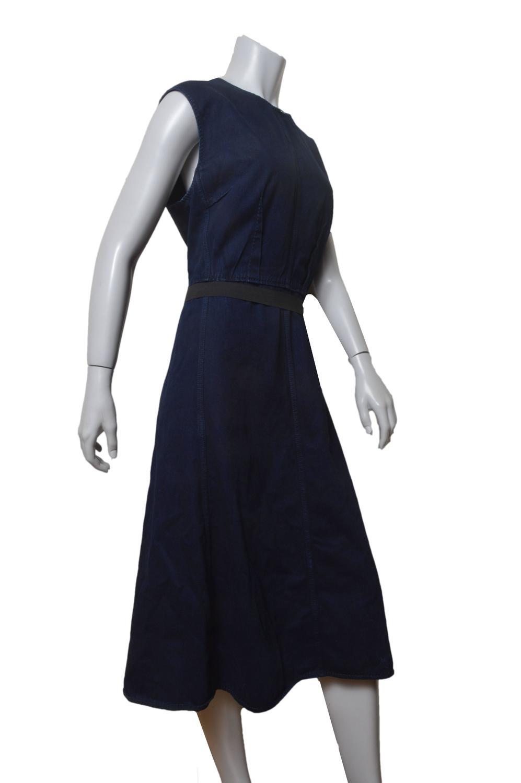 Lanvin x Acne Jeans Denim Dress at 1stdibs