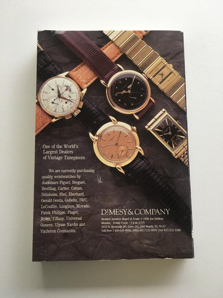 VOLUME 5: Vintage American & European Special Edition Wrist Watch Price In New Condition For Sale In Dallas, TX