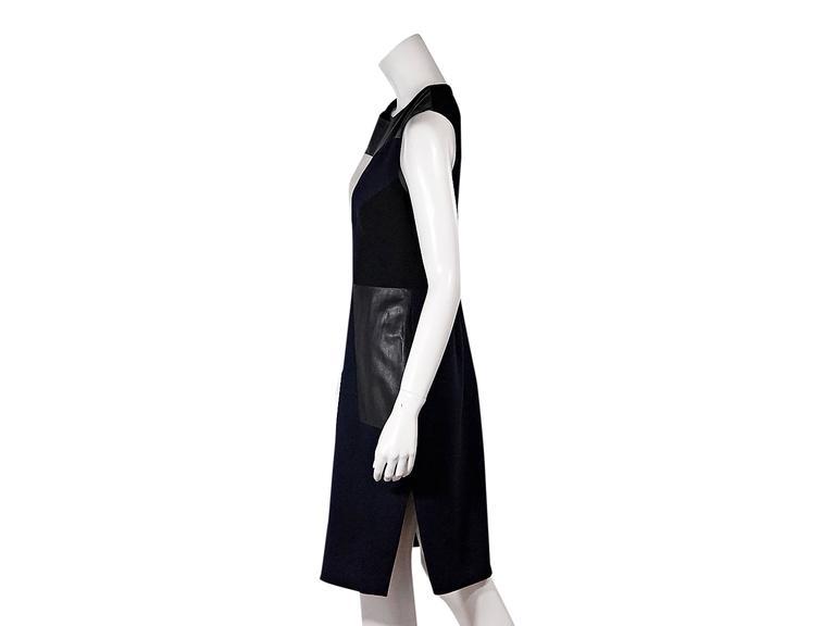 Multicolor Prabal Gurung Colorblock Sheath Dress 2