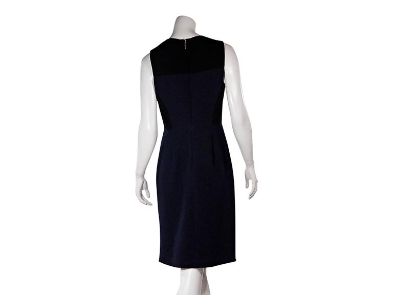 Multicolor Prabal Gurung Colorblock Sheath Dress 3