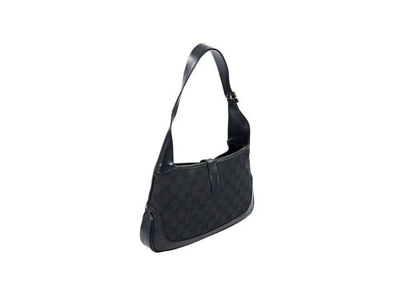 Black Gucci Small GG Jackie Shoulder Bag 2