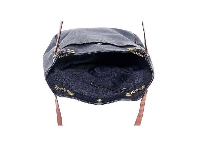Women's Black Bottega Veneta Embossed Leather Bag For Sale