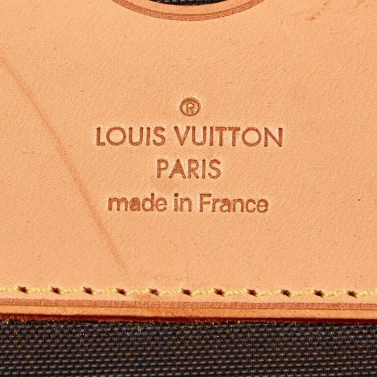 Louis Vuitton Brown Bosphore 50 Trolley Suitcase For Sale 1