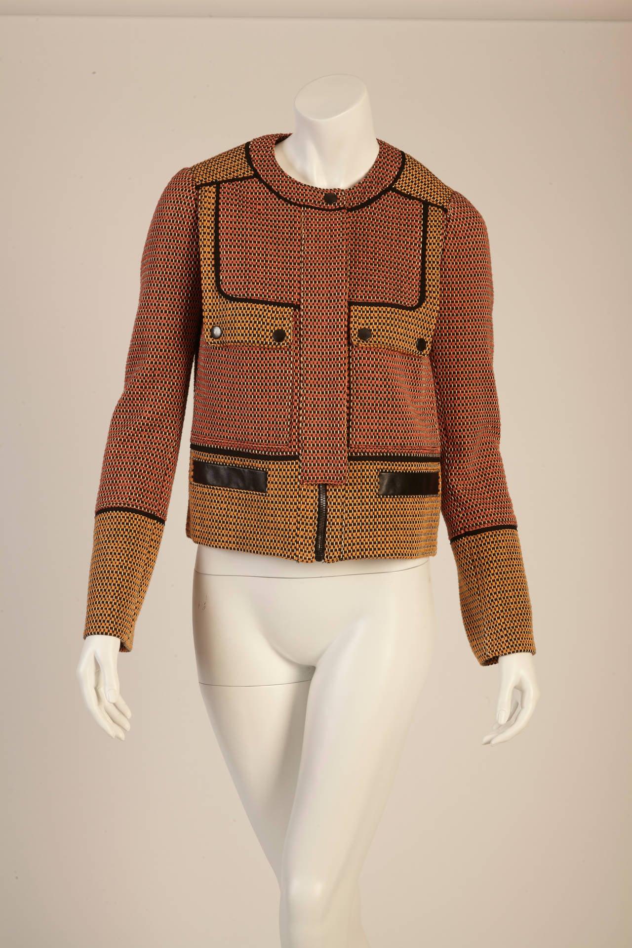 Proenza Schouler Multi-Color Jacket 2