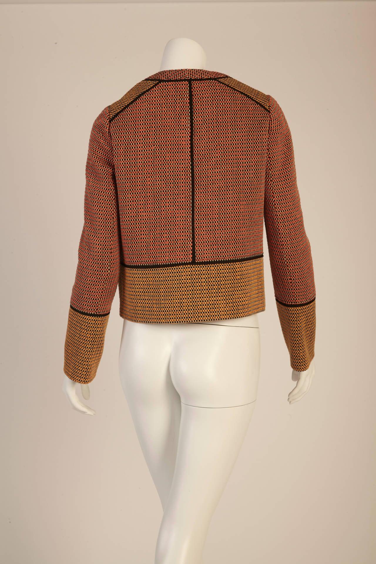 Proenza Schouler Multi-Color Jacket 3