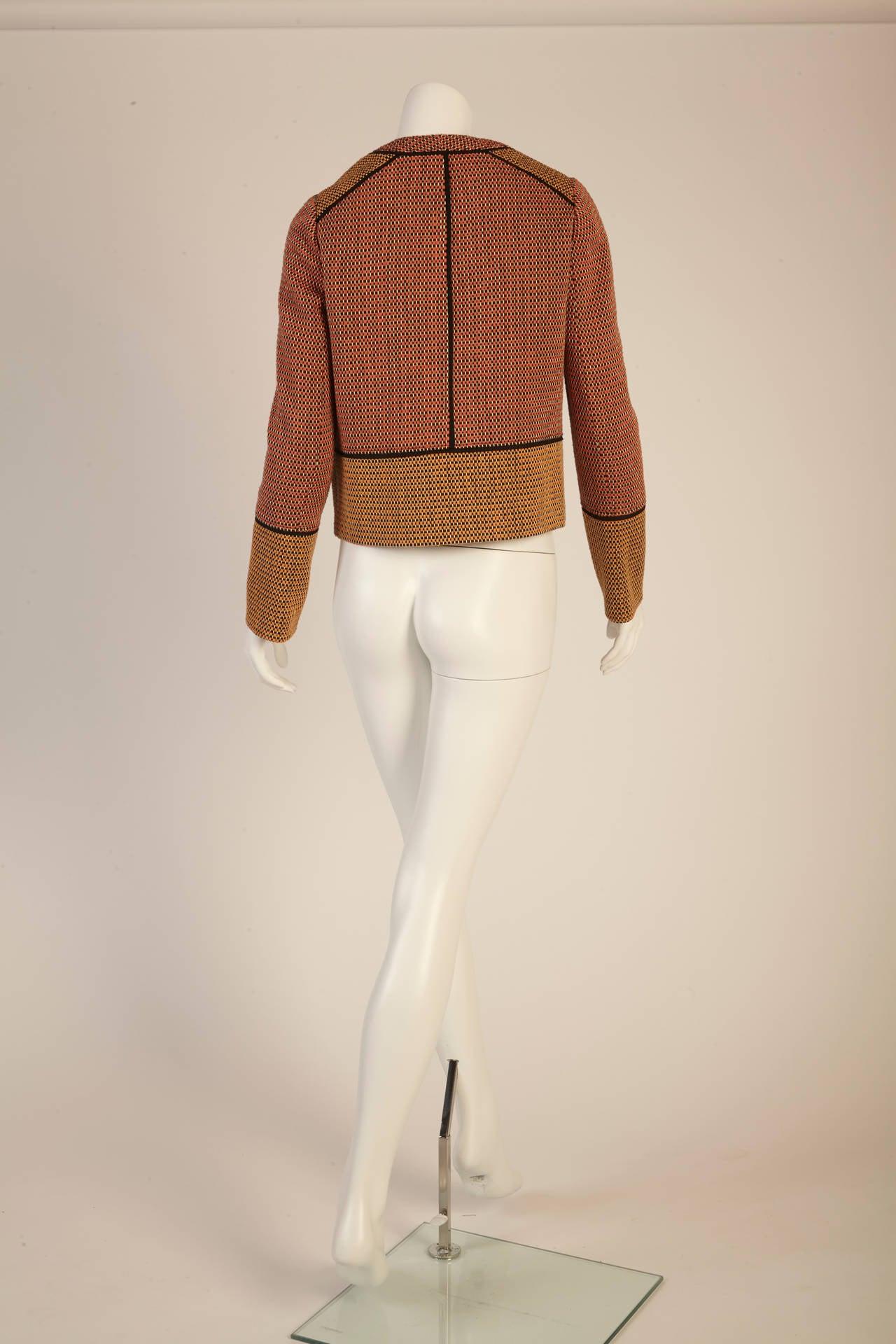 Proenza Schouler Multi-Color Jacket 4