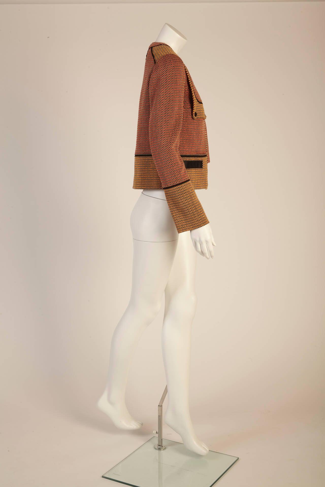 Proenza Schouler Multi-Color Jacket 5