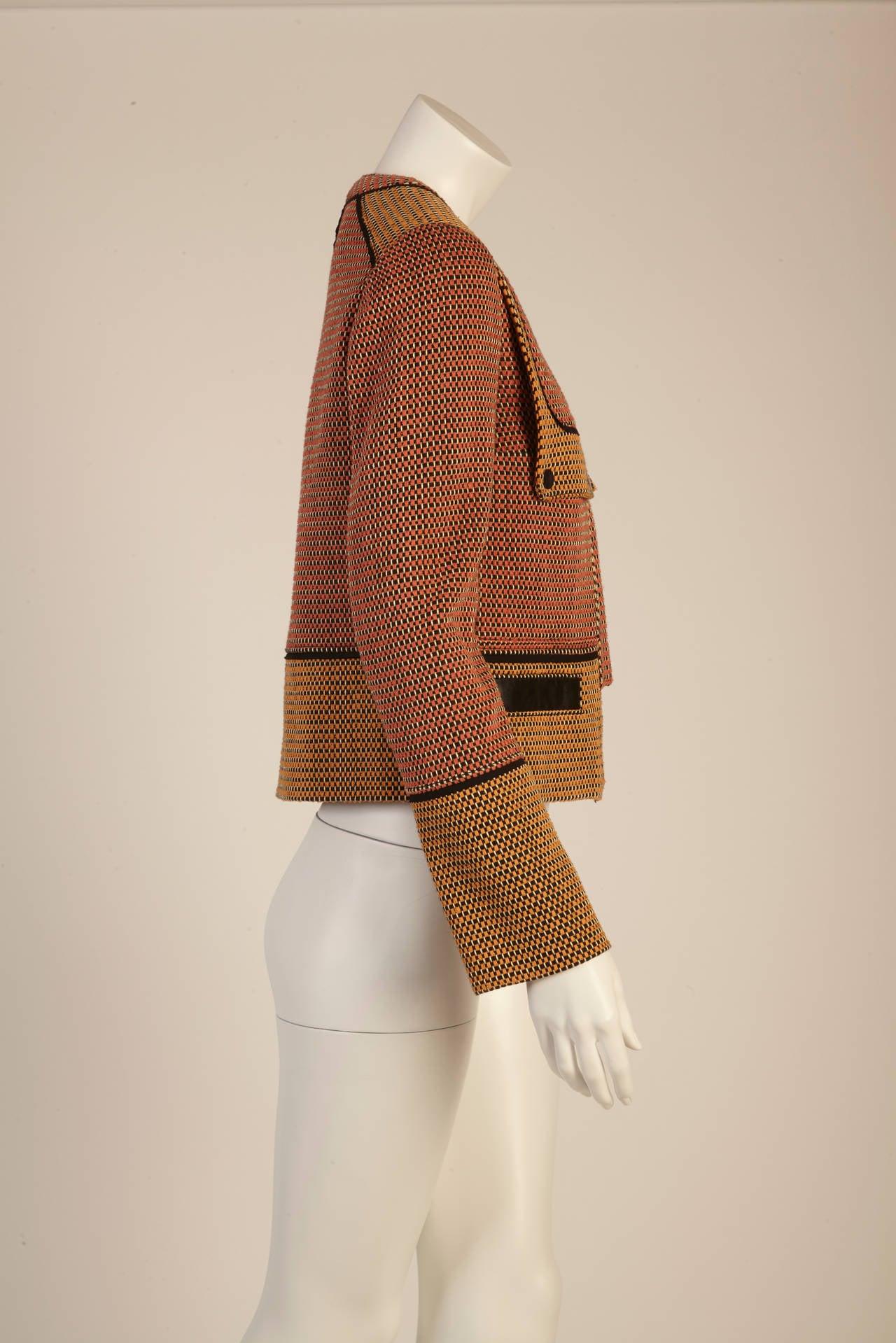 Proenza Schouler Multi-Color Jacket 6