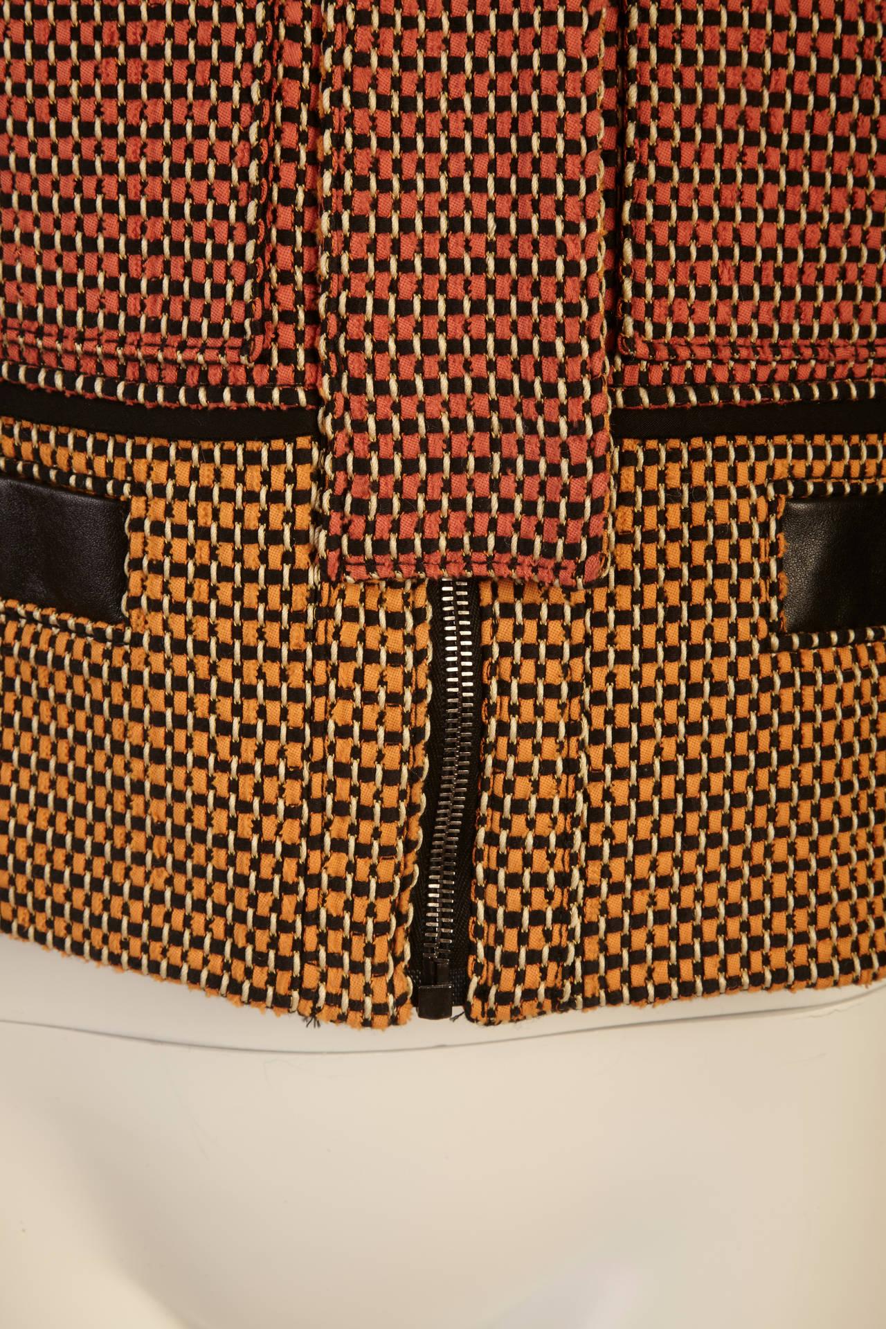 Proenza Schouler Multi-Color Jacket 7