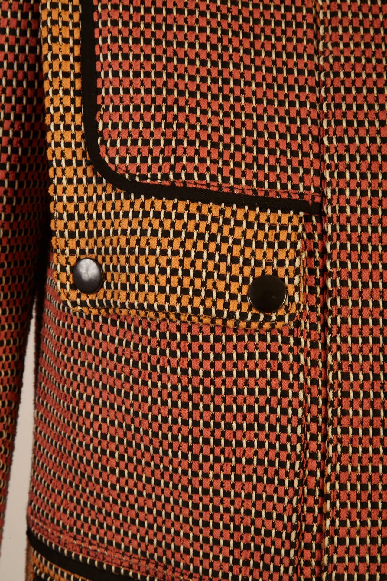 Proenza Schouler Multi-Color Jacket 8
