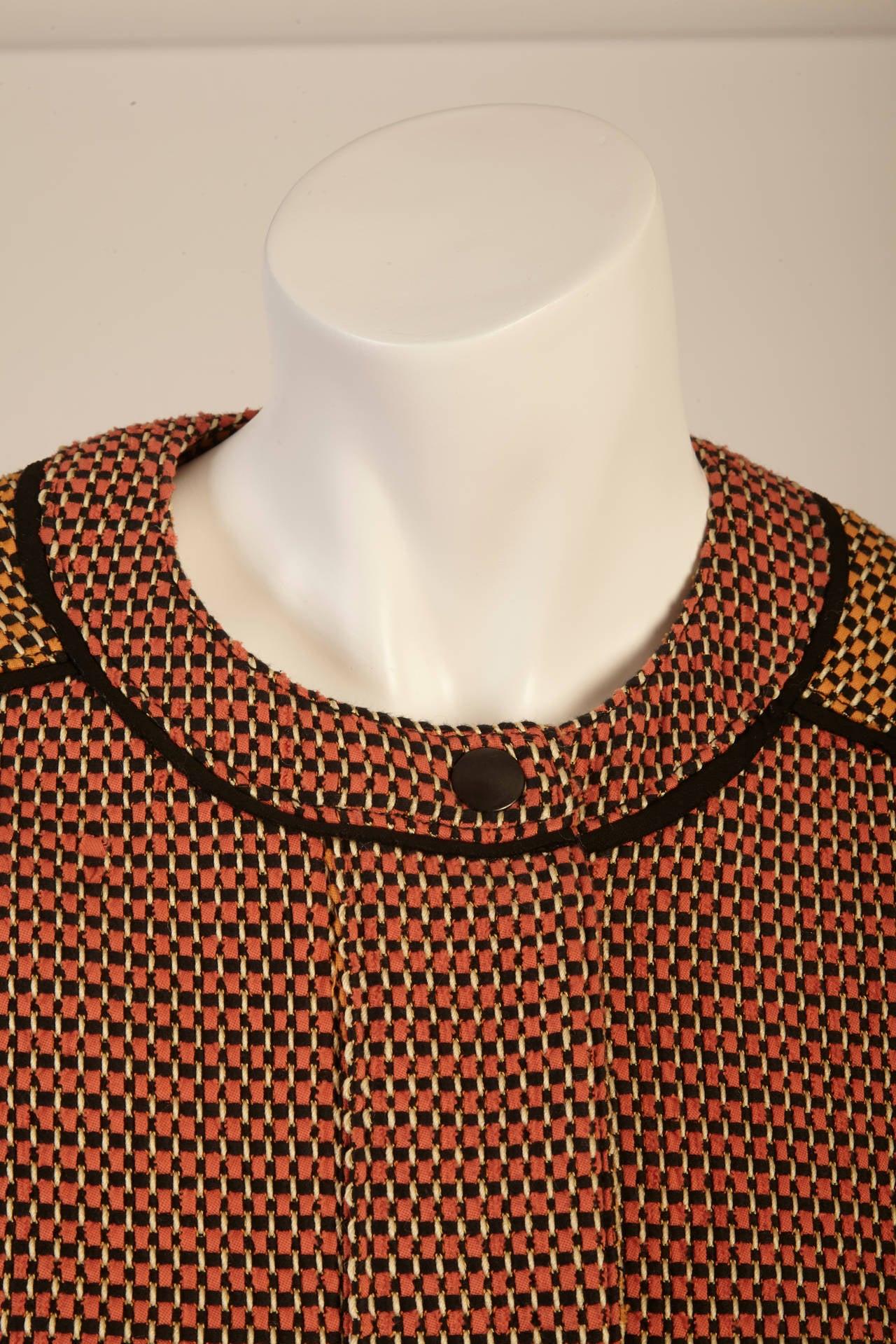 Proenza Schouler Multi-Color Jacket 9