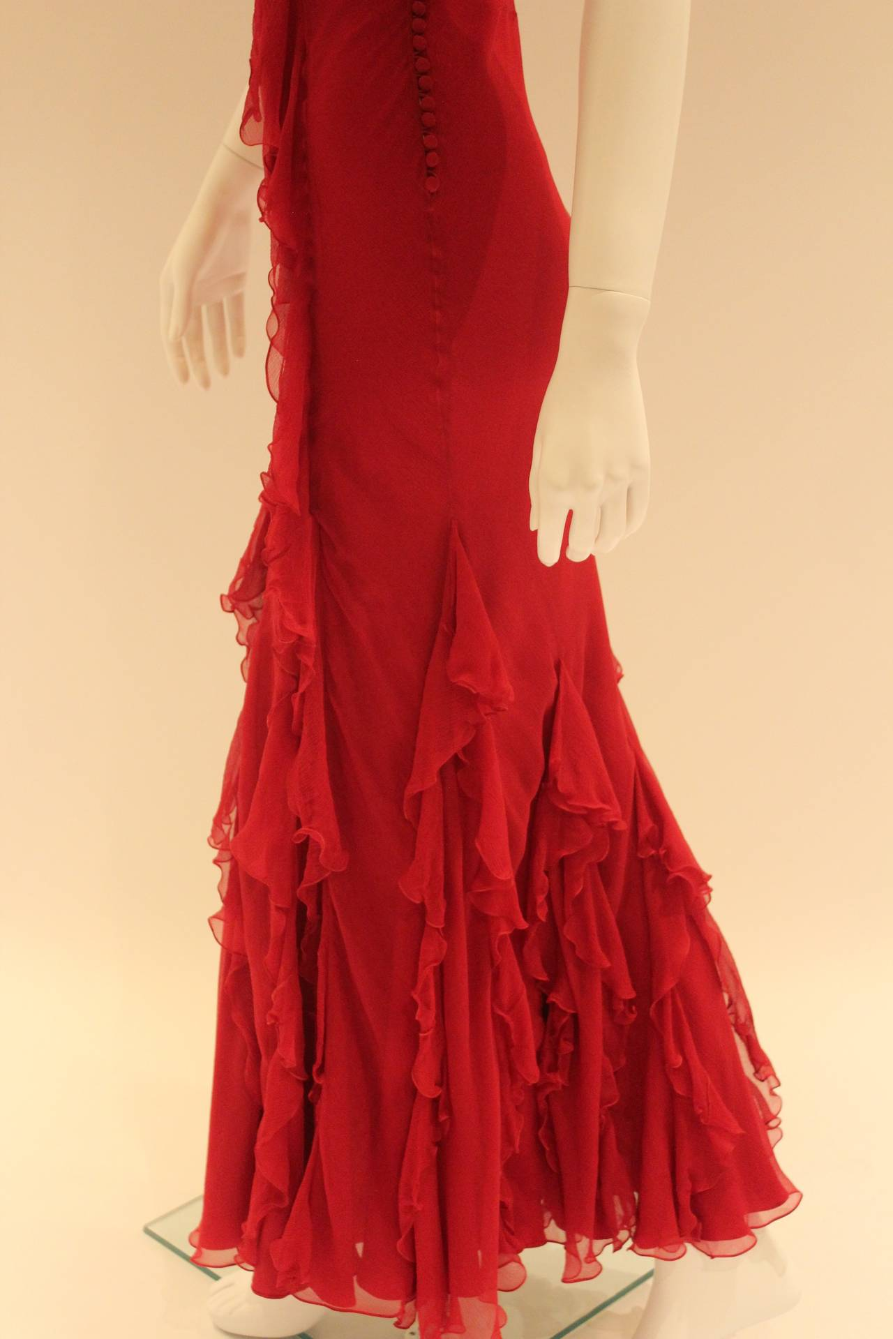 Dior Red Dress For 1