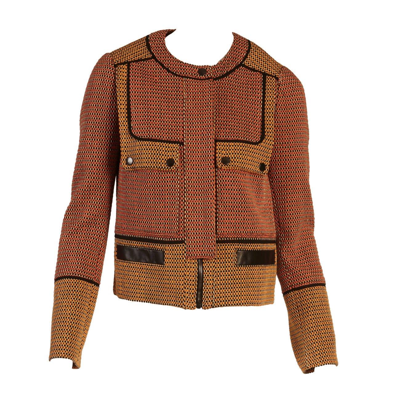 Proenza Schouler Multi-Color Jacket 1
