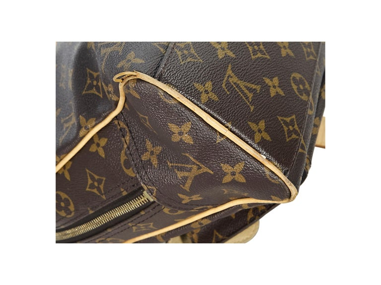 Women's Louis Vuitton Brown Monogram Manhattan GM Bag For Sale
