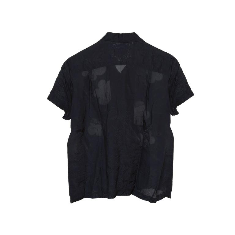 Comme des garcons robe de chambre flower top for sale at for Robe de chambre seculo xix