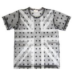 Comme des Garcons Tulle T shirt AD 2005