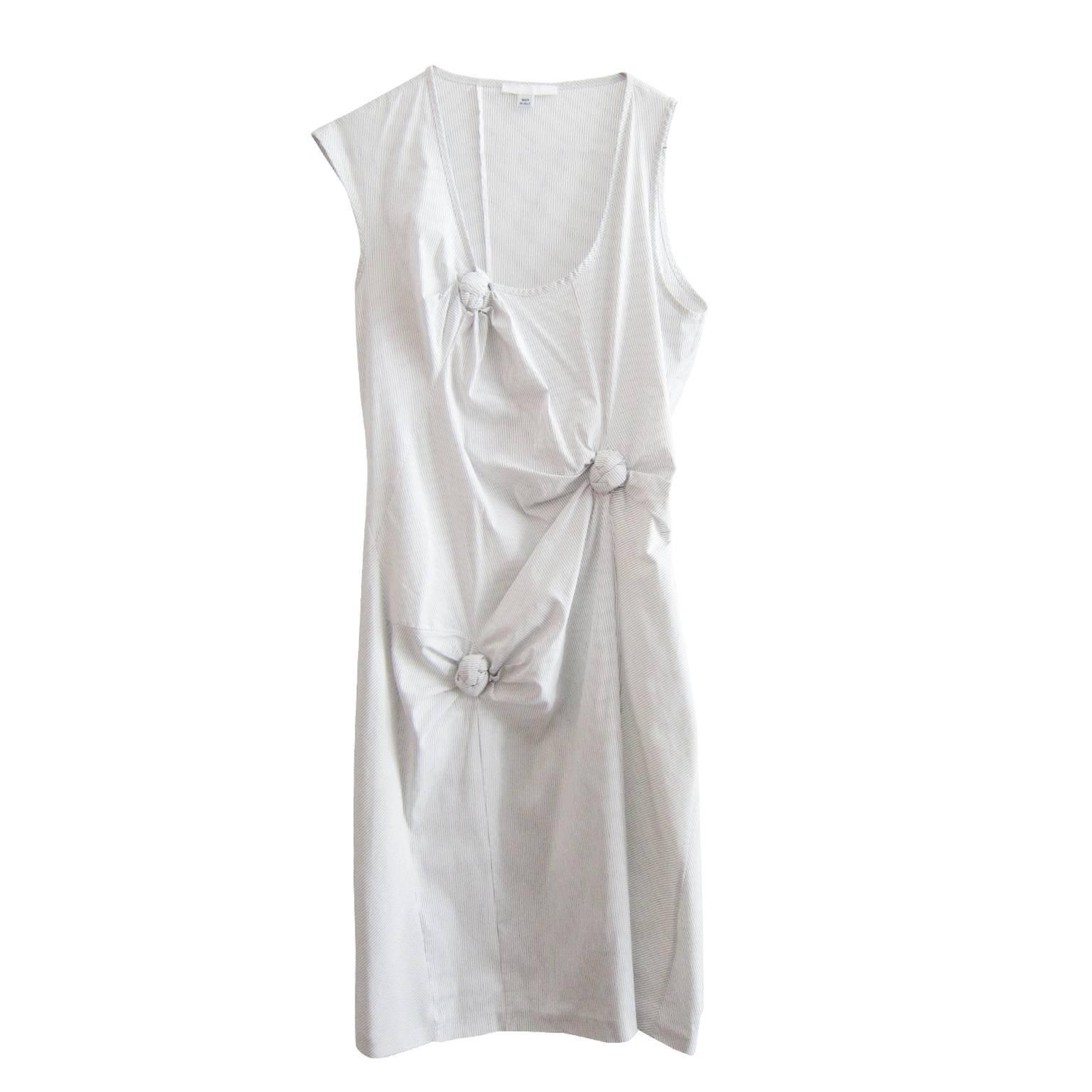 Helmut Lang Archive Knots Dress SS 2005