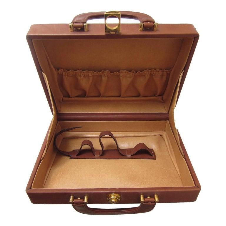 Celine Mini Suitcase 1970s  For Sale 2
