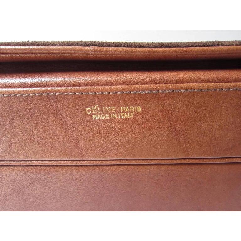 Celine Mini Suitcase 1970s  For Sale 3