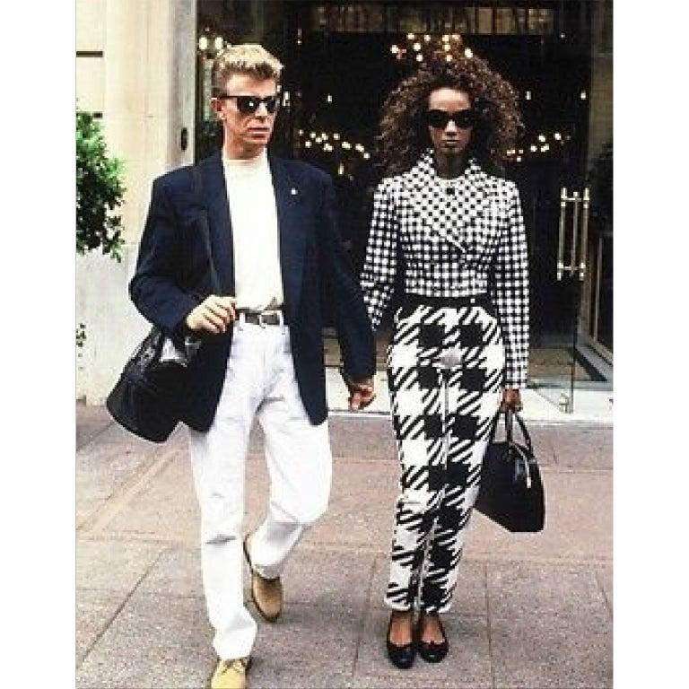 Azzedine Alaia Tati Jacket Bustier Shorts And Skirt 4 piece Set, S / S 1991 For Sale 11