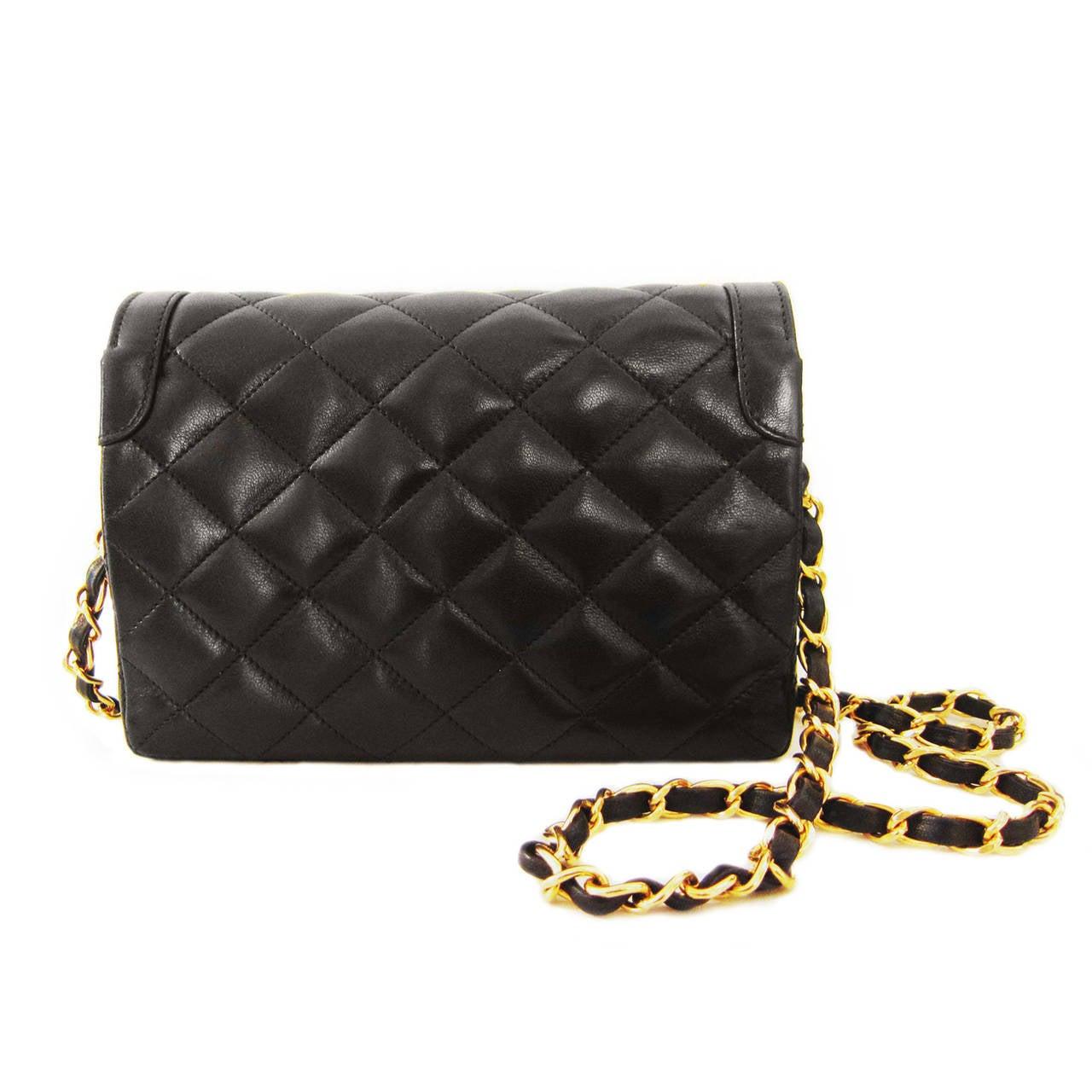 Chanel haute couture black bag gold silver bicolour for Haute couture cost