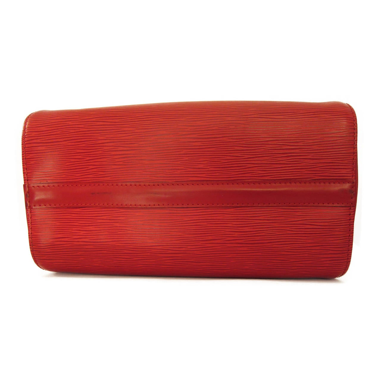 Louis Vuitton Speedy 30 Epi Red For Sale 1