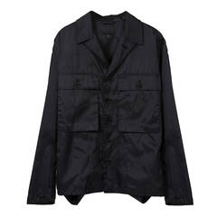 Helmut Lang ca.1999 Black Nylon Jacket