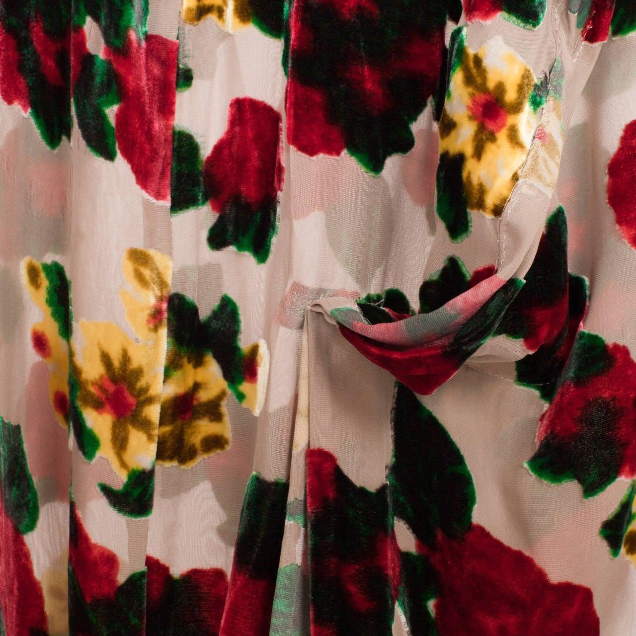 Yohji Yamamoto Sheer Skirt 1997 For Sale 1