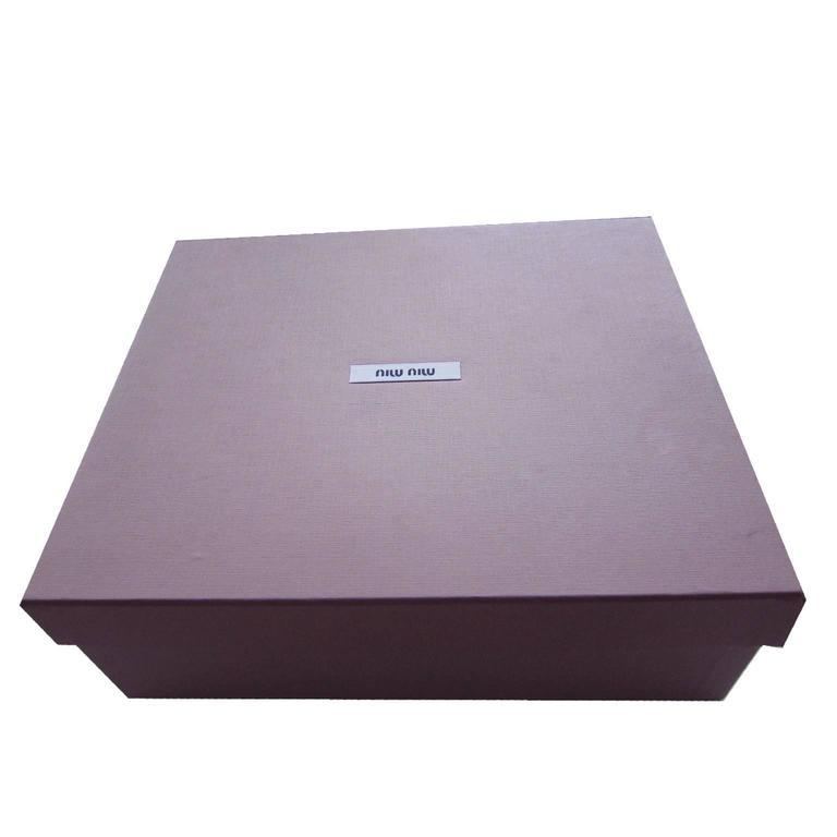 Miu Miu Pink Fine Suede Platform Heels 5