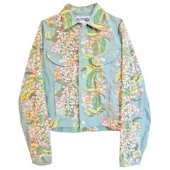 Comme des Garcons Junya Watanabe Man Flowered Jacket, 2002