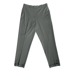 Martin Margiela For Hermes Grey Khaki Trouser