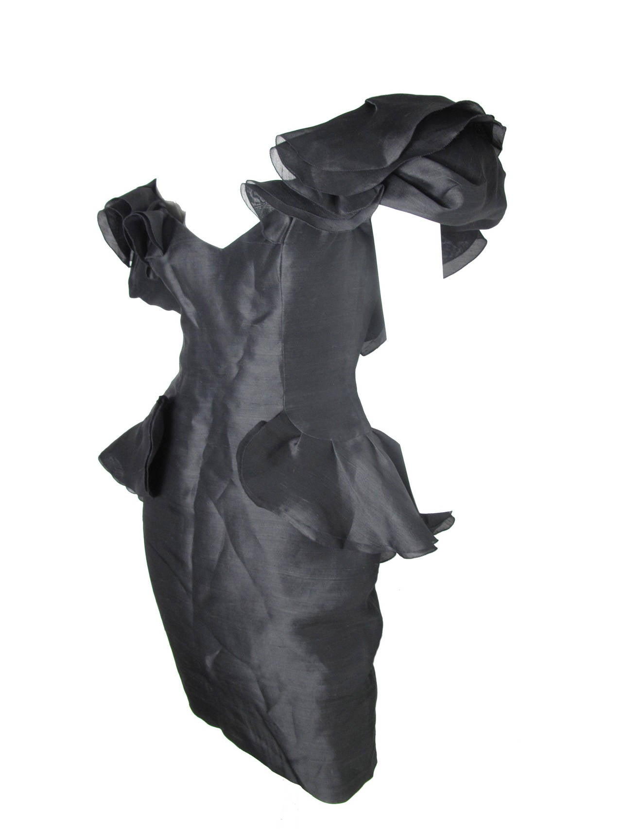 Loris Azzaro Cocktail Dress  2