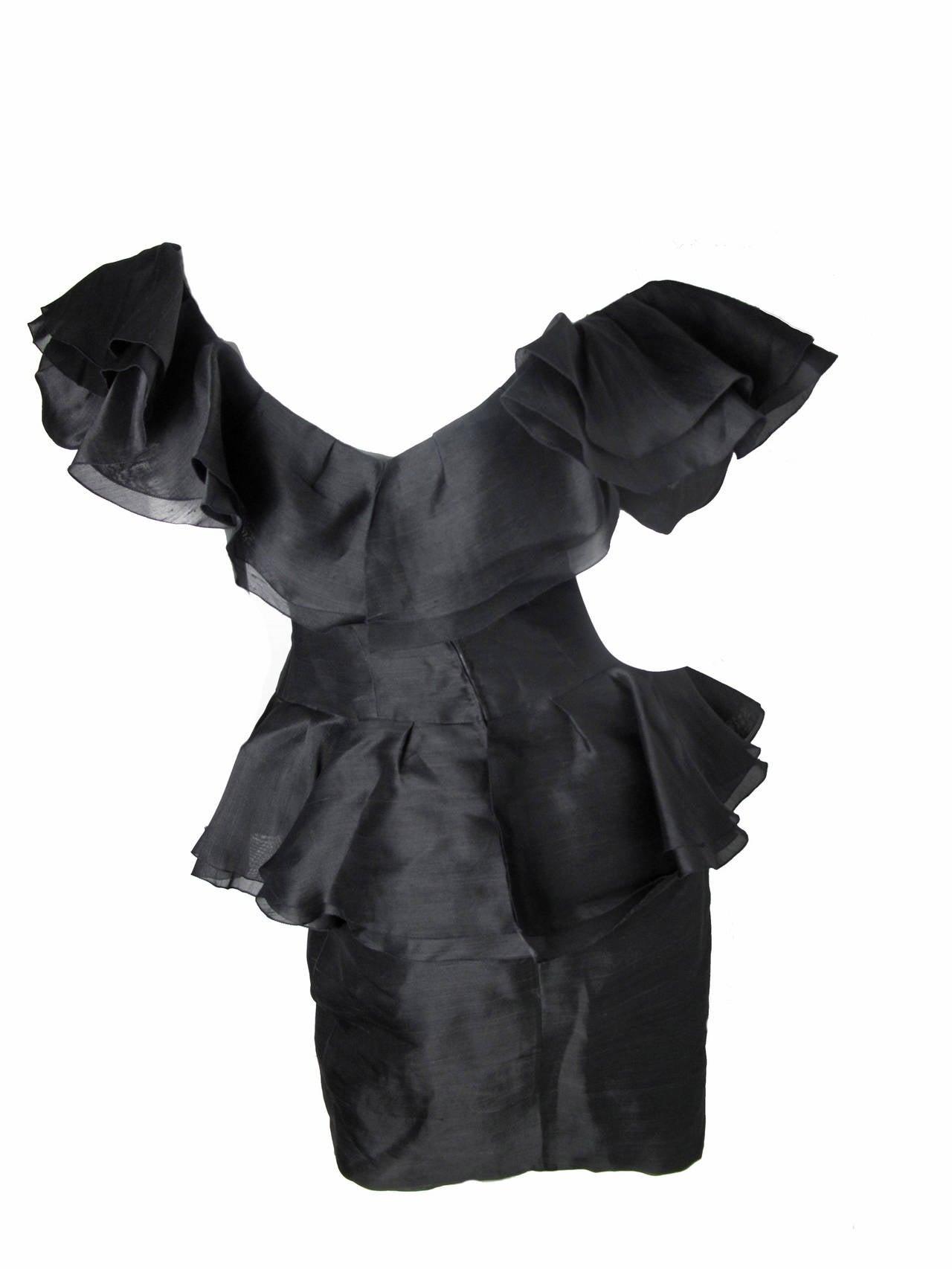 Loris Azzaro Cocktail Dress  5