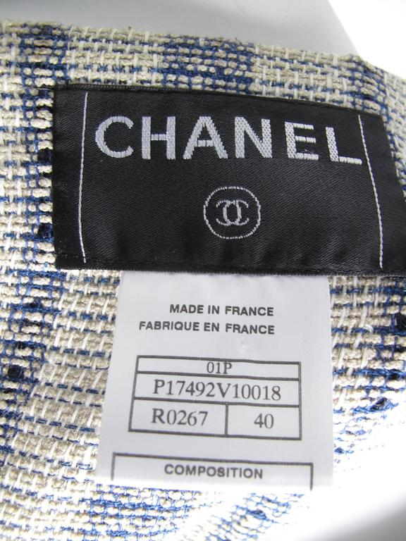Chanel Sweater Vest with Sequins 6