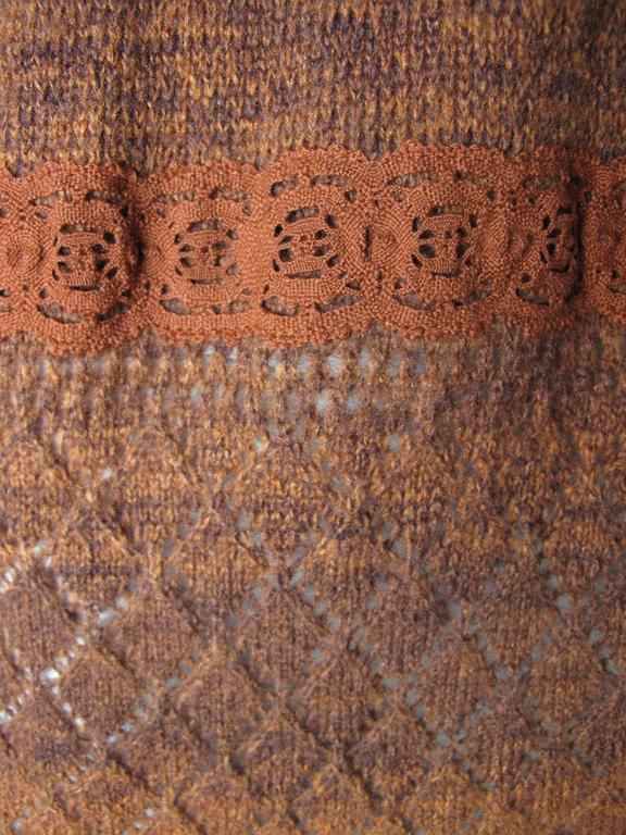 Women's Jean Paul Gaultier Sweater Dress For Sale