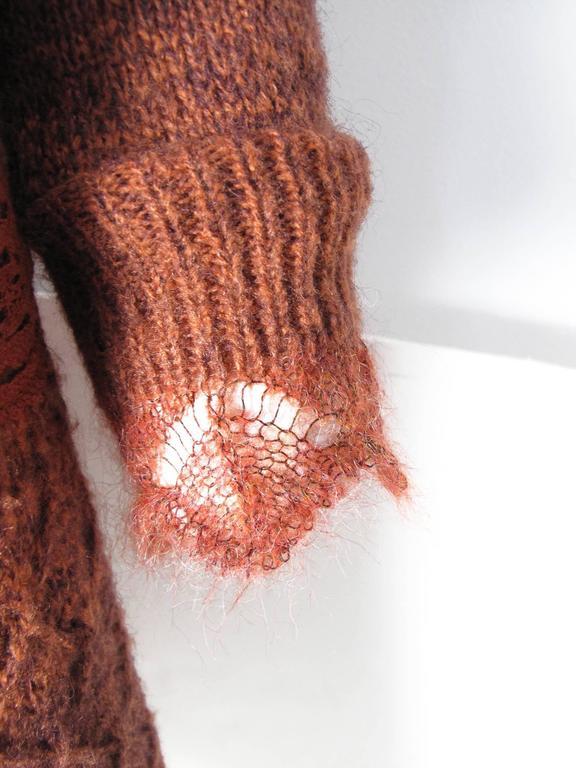 Jean Paul Gaultier Sweater Dress For Sale 1
