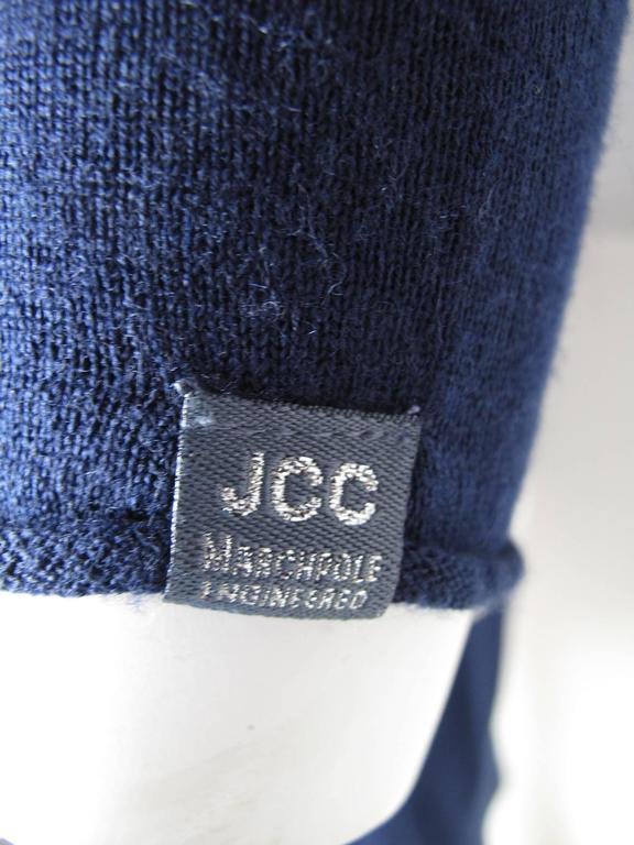 JC de Castelbajac Cardigan For Sale 1