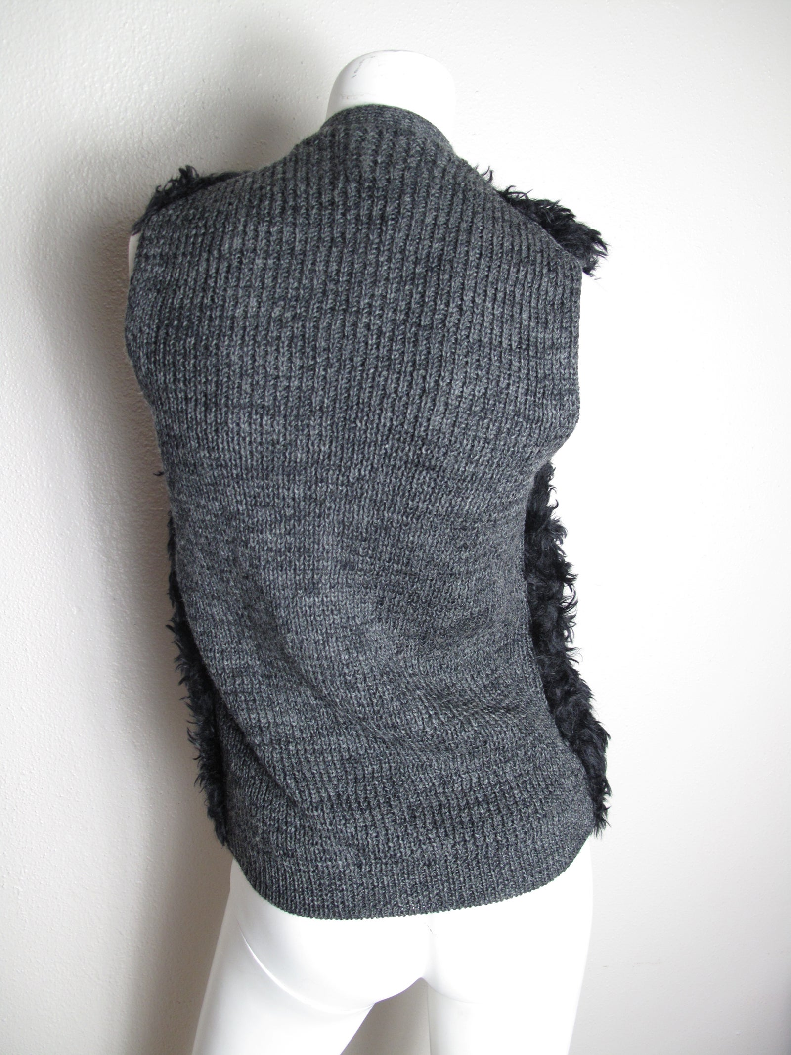 Prada Knit Sweater Vest For Sale At 1stdibs