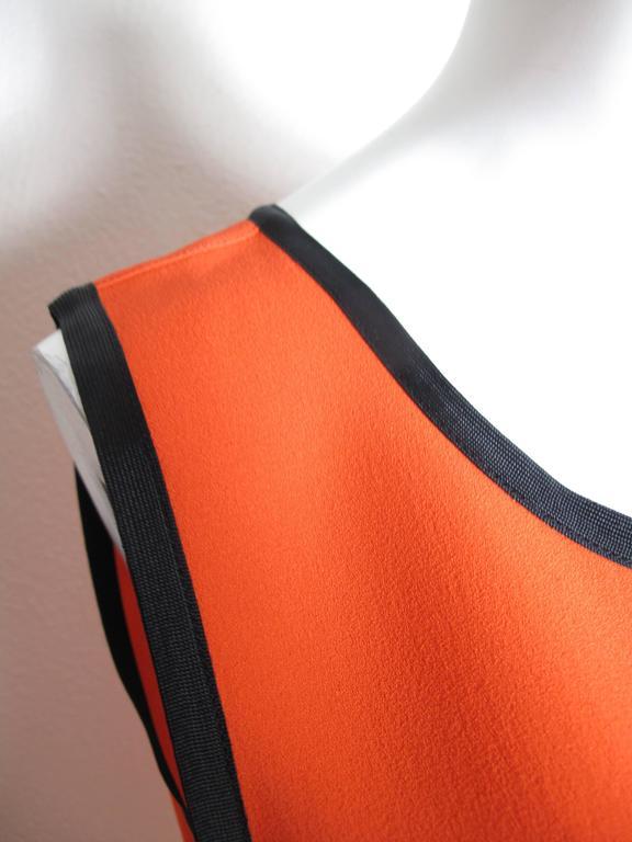 Yves Saint Laurent Silk Top -sale 2