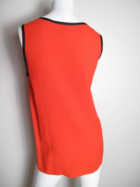 Yves Saint Laurent Silk Top -sale 3