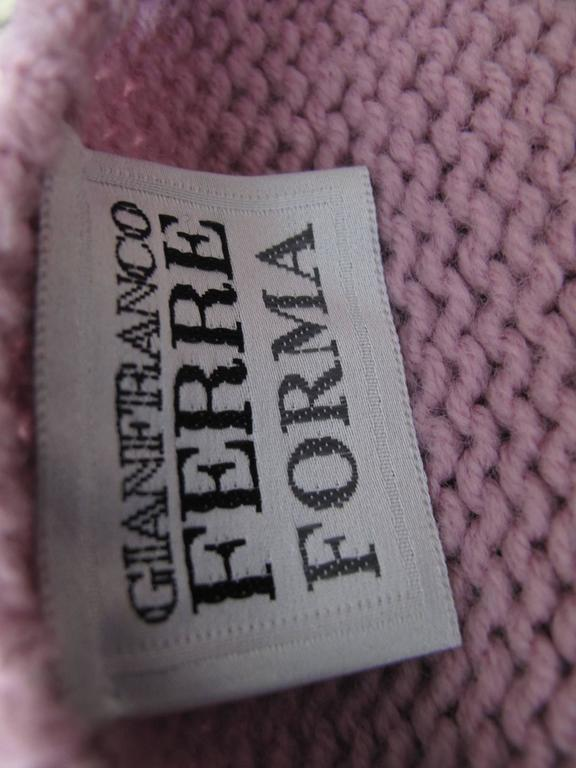 Gianfranco Ferre Knit Sweater 3