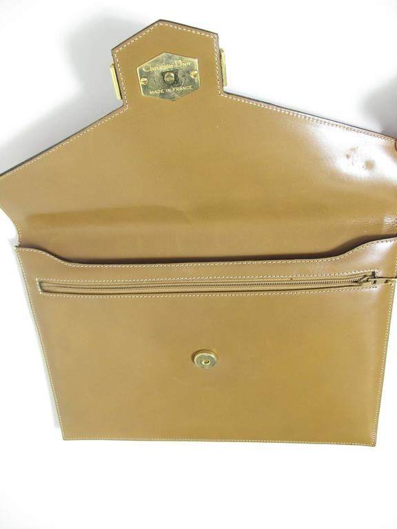 Christian Dior Envelope Clutch For Sale At 1stdibs