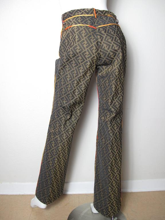 Fendi Logo Pants 2