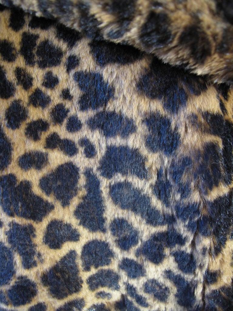 Women's Yves Saint Laurent Hooded Beaver Fur Coat, 1980s  For Sale