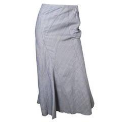 2002 Junya Watanabe Skirt