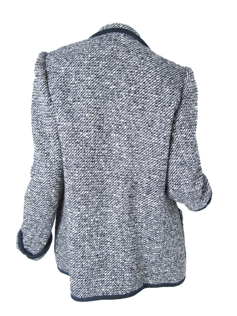 Lanvin Couture numbered jacket 4