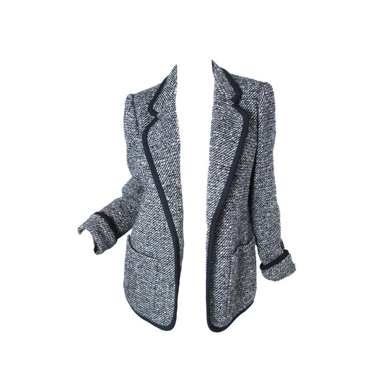 Lanvin Couture numbered jacket 1